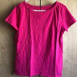 Talbots 100% Cotton T-shirt, Size M